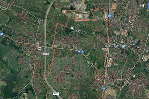 Phê duyệt quy hoạch 1/500 dự án Green Link city 39,5ha ở Đông Anh