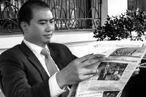 Mối lương duyên đặc biệt giữa nhà báo và luật sư