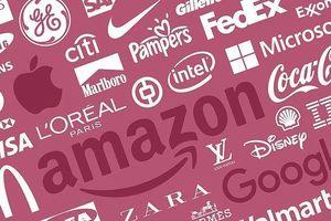 Top 100 thương hiệu giá trị nhất thế giới năm 2019