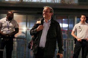 Cảnh sát Pháp thả tự do cựu Chủ tịch UEFA - Michel Platini