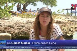 Vẽ tranh dưới nước – Trải nghiệm du lịch mới tại Cuba