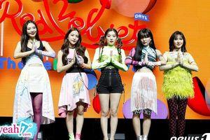Cũng tái chế đồ hiệu như YG nhưng stylist SM lại biến Red Velvet thành thảm họa thời trang