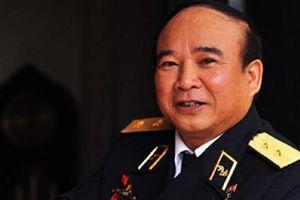 Phó Đô đốc Nguyễn Văn Tình bị kỷ luật cảnh cáo