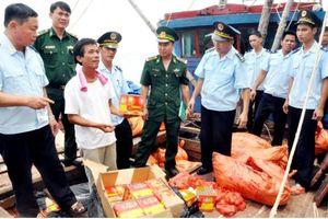 Tăng cường chống buôn lậu trên các địa bàn