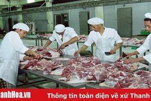 Tăng cường quản lý vận chuyển, giết mổ, chế biến, tiêu thụ thịt gia súc, gia cầm