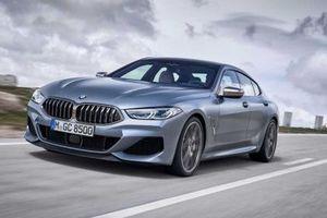 BMW 8 Series Gran Coupe 2020 ra mắt chính thức với thiết kế 2+2 tuyệt đẹp