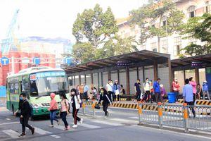 TP.HCM tăng cường kiểm tra, xử phạt xe buýt hoạt động sai quy định