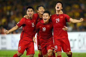 Đội hình tuyển Việt Nam tại vòng loại World Cup 2022 mới nhất