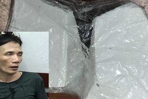 Cảnh sát Cơ động bắt đối tượng vận chuyển thuê ma túy