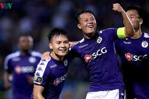 Lịch thi đấu vòng 14 V-League 2019: Hải Phòng đại chiến Hà Nội FC