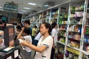 Hà Nội đã có 85% cơ sở cung ứng thuốc kết nối liên thông