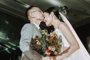 Sau hôn lễ lãng mạn, MC Phí Linh chia sẻ ngôn tình, tiết lộ điều đặc biệt ở chồng mới cưới