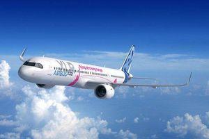 Airbus ra mắt máy bay thân hẹp có tầm bay xa nhất