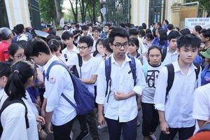 Vì sao nhiều bài thi tiếng Anh vào lớp 10 ở Hà Nội có điểm dưới trung bình?
