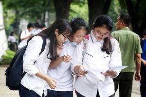 Hà Nam công bố điểm chuẩn lớp 10 năm 2019