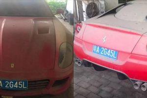 Lạ kỳ Ferrari 599 được đấu giá siêu rẻ, chỉ hơn 5 triệu đồng