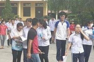 Nam Định: Công bố điểm chuẩn thi vào lớp 10