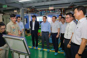 Samsung cử chuyên gia Hàn Quốc hỗ trợ doanh nghiệp công nghệ cao Việt Nam