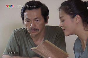 'Về nhà đi con': Hết lo Thư hóa điên, khán giả lại sợ ông Sơn... mắc bệnh tâm thần