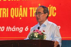 Bí thư Nguyễn Thiện Nhân nói về vụ việc của ông Đoàn Ngọc Hải