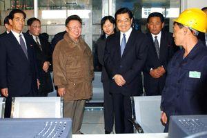 Chuyến thăm 'ôm nhau 3 lần' của chủ tịch TQ ở Triều Tiên 14 năm trước