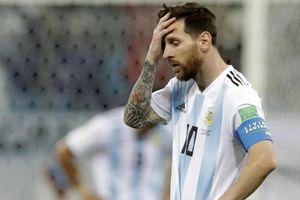 Hí họa Messi cầu cứu thầy Park để thắng Qatar ở Copa America