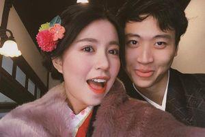 Mẫn Tiên và bạn trai ngọt ngào thế nào trước khi 'đường ai nấy đi'?