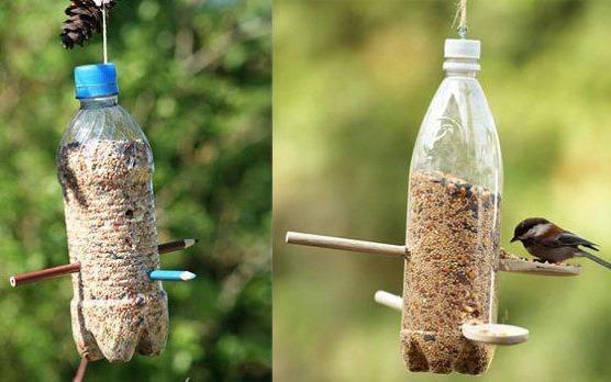 Làm sao để tái chế chai nhựa vừa hữu ích, vừa bảo vệ môi trường