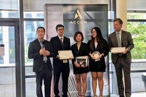 Việt Nam giành giải nhất cuộc thi Accor Takeoff 2019