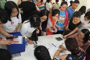 Cách xác nhận nhập học và thay đổi nguyện vọng vào lớp 10 ở Hà Nội