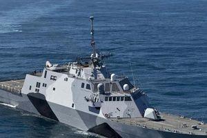 Tàu chiến đấu gần bờ LCS mới nhất của Hoa Kỳ