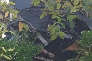 Khởi tố tài xế container tông xe ô tô khiến 5 người tử vong