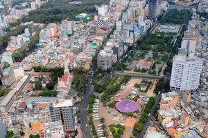 Công viên 23 Tháng 9 là nơi thư giãn cho người dân và du khách