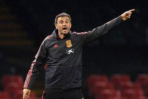HLV Enrique bất ngờ chia tay tuyển Tây Ban Nha