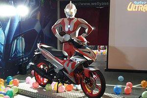 Yamaha Exciter 150 phiên bản 'siêu nhân' bán ra 70 triệu đồng