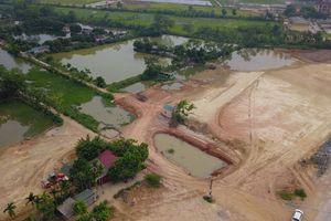 Bộ Xây dựng cử đoàn thanh tra mới về Vĩnh Phúc: Huyện Vĩnh Tường lo không còn hồ sơ để cung cấp