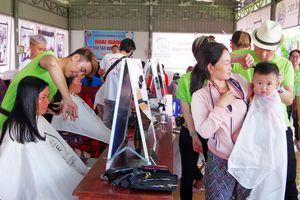 Mở lớp dạy nghề cho chiến sỹ và người dân xã đảo Thạnh An