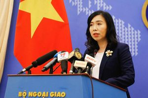 Yêu cầu Trung Quốc chấm dứt xua đuổi tàu cá Việt Nam tại Hoàng Sa