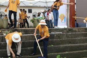 Tập đoàn Hanwha: Đầu tư gắn liền với cam kết phát triển bền vững tại Việt Nam