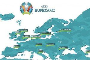 Việt Nam chính thức có bản quyền EURO 2020