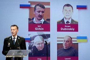 Lộ danh tính bốn nghi phạm bị tố đứng sau vụ bắn rơi MH17