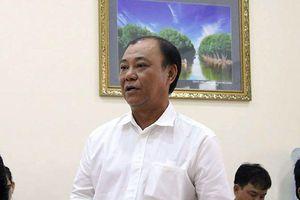 Cách chức Tổng Giám đốc SAGRI Lê Tấn Hùng