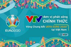 VTV sở hữu bản quyền VCK EURO 2020 tại Việt Nam