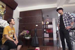 Về nhà đi con tập 49 VTV giải trí: Bảo nổi cơn ghen với... bố vì Dương
