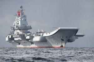 Đài Loan khoe biết rõ 'đường đi nước bước' của tàu sân bay Liêu Ninh trên Biển Đông
