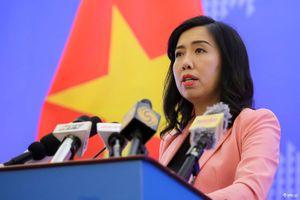 Việt Nam xác minh thông tin tàu sân bay Trung Quốc đang tiến vào Biển Đông