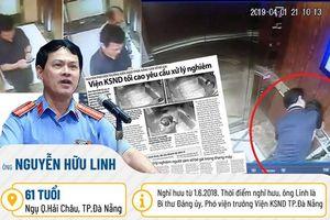 Lời nói bất ngờ của mẹ nạn nhân trong vụ việc Nguyễn Hữu Linh ôm hôn bé gái trong thang máy