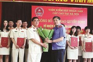 'Người gỡ nút thắt về đơn' của VKSND cấp cao tại Hà Nội