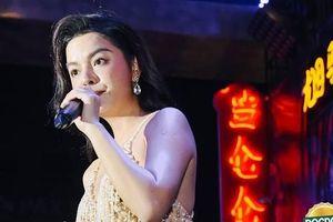Phạm Quỳnh Anh gợi cảm bên 'người tình sân khấu' Ưng Hoàng Phúc