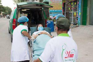 Phòng khám báo động đỏ liên viện, cứu kịp thời cô gái trẻ vỡ thai ngoài tử cung